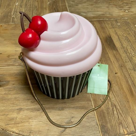Kate Spade Magnolia Bakery Cupcake Purse